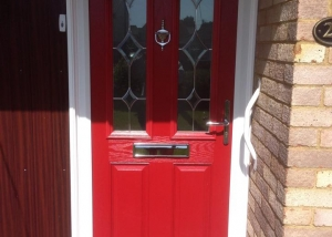 front door n